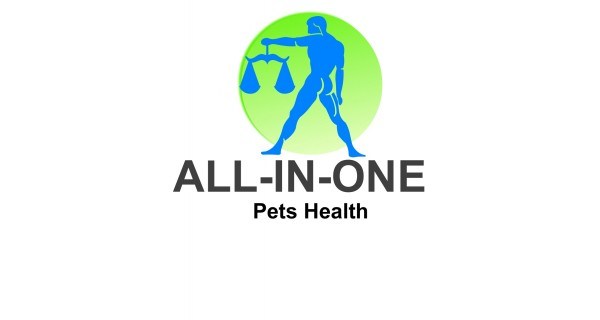All-in-One (Itchy Skin Pets) Logo